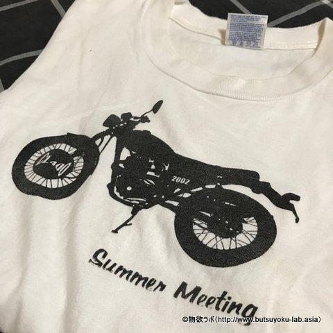 HONDA CL400 Tシャツ