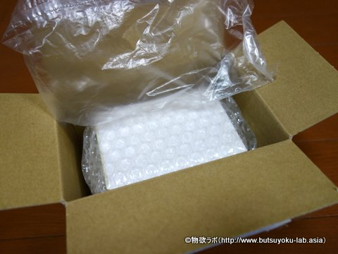 NEELセレクトショップ 商品の梱包