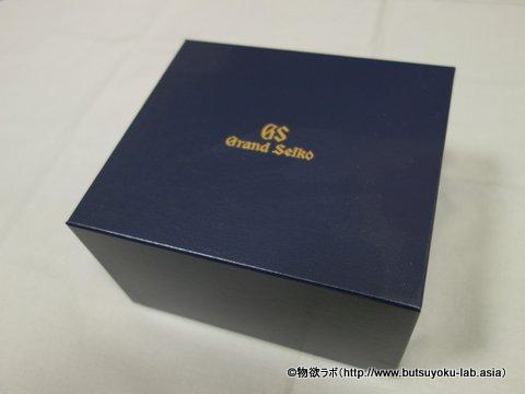 GS SBGX055の箱
