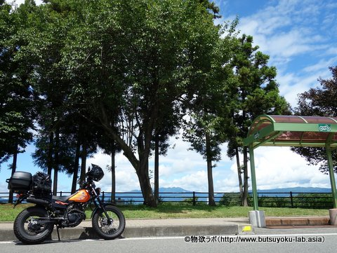 関越自動車道 赤城高原SA下りにて