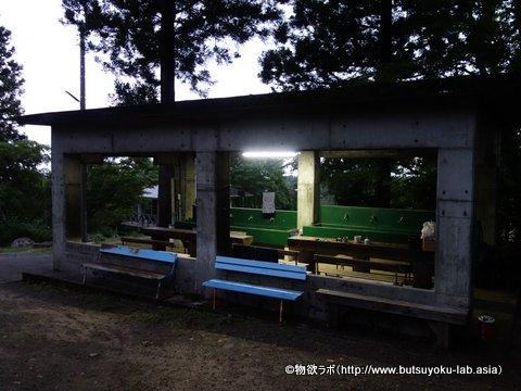 炊事場(管理棟の近く)