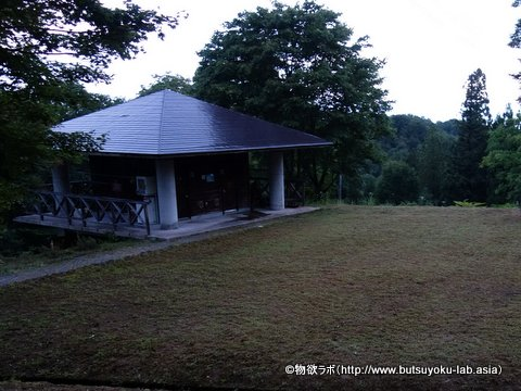 トイレ(芝生公園そば)