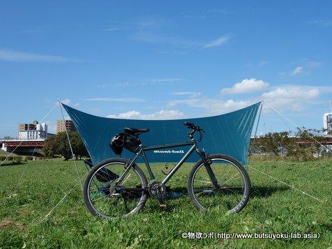 自転車との比較